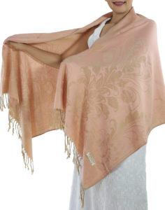 buy pink pashmina scarf