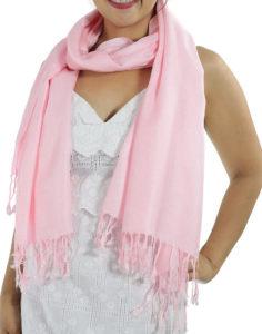 pink pashminas